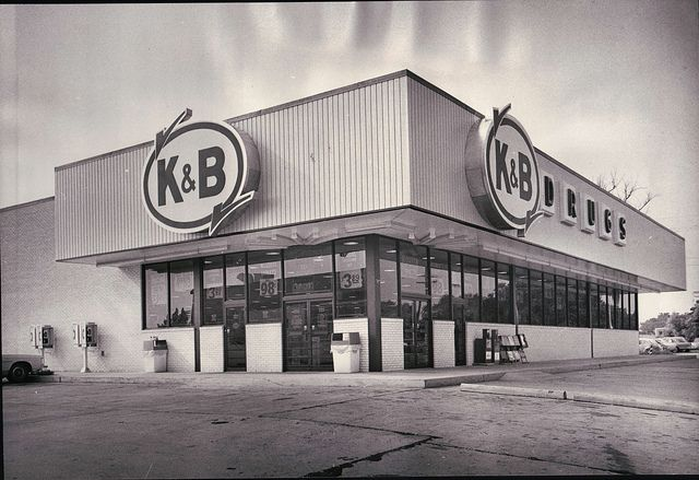 A 1970 S K B In New Orleans Memories