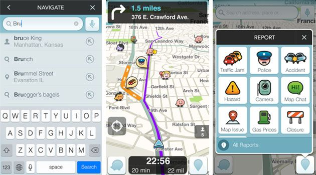 Waze navigation app now reads destinations from iOS and