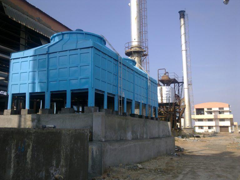 Cross Flow Cooling Tower Manufacturer Supplier Tower Tech