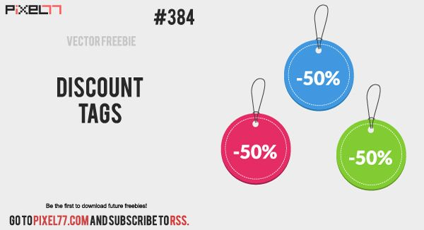 Todays Freebie Is A Set Of Discount Tags Feel Free To Use It In Commercial
