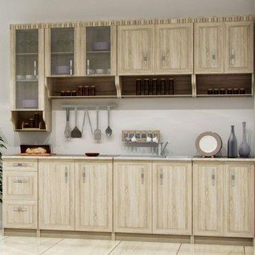 Zestaw Mebli Kuchennych Olek 2 6 M Dab Sonoma Cena 1168zl Castorama Home Decor Home Decor