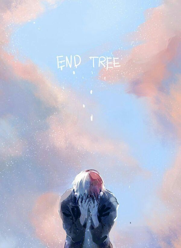 Omg why is todoroki crying<<< there's a lot that happened to