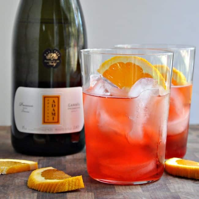 Jump To Recipe Print Recipe Campari Spritz Cocktails Are