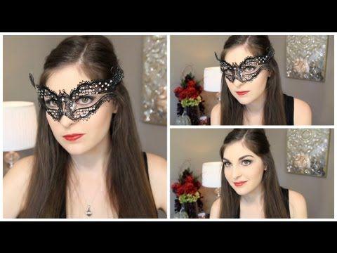 Masquerade Makeup Tutorial