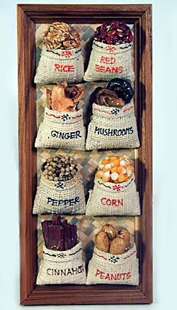 Real E And Food Kitchen Wall Hanging Frame