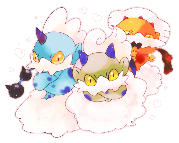 Tornadus & Thundurus & Landorus | Pokémon | Pinterest ...