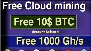 New High Paying Free Bitcoin Cloud Mining Site 2019 Earn Daily