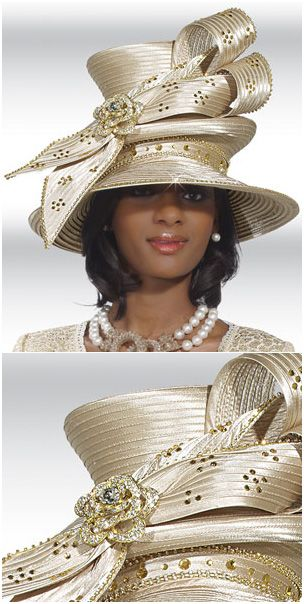 cf6bb793e0086 Donna Vinci Church Hats