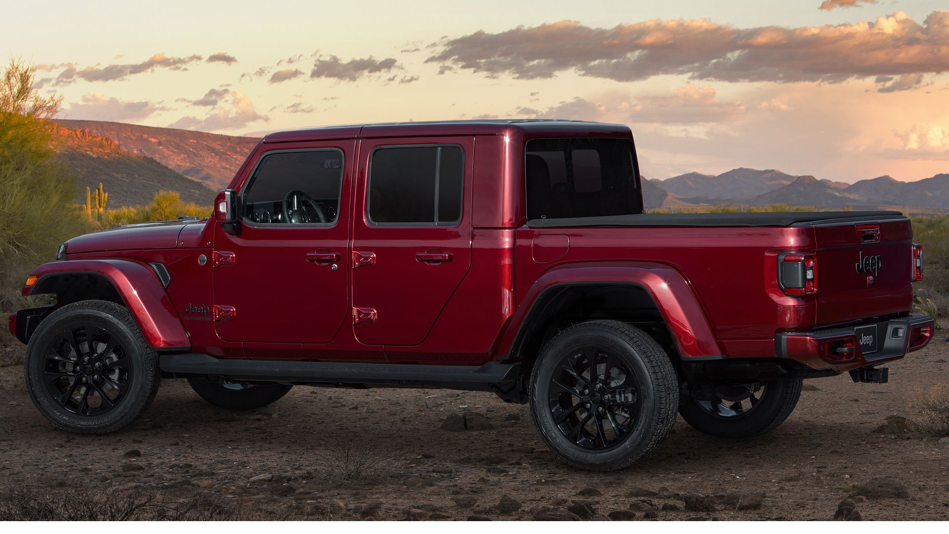 Jeep Wrangler And Gladiator Get Premium High Altitude Trim In 2020