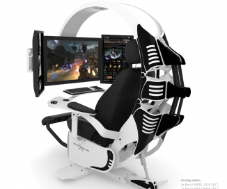 Emperor Gaming Chair >> Emperor Xt Gaming Chair Fun Computer Workstation Ergonomic