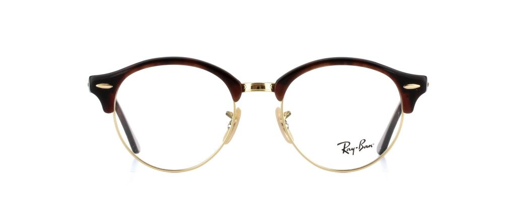 799e4cb672 ... reduced ray ban clubmaster round rx4246v 2372 in red havana dubbed the  clubround or the round