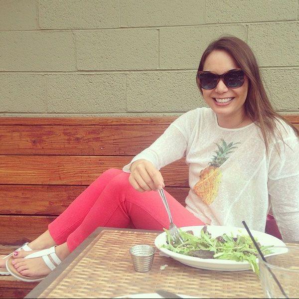 Lunch breaks are more fun in comfy, white sandals like the Born Reta.