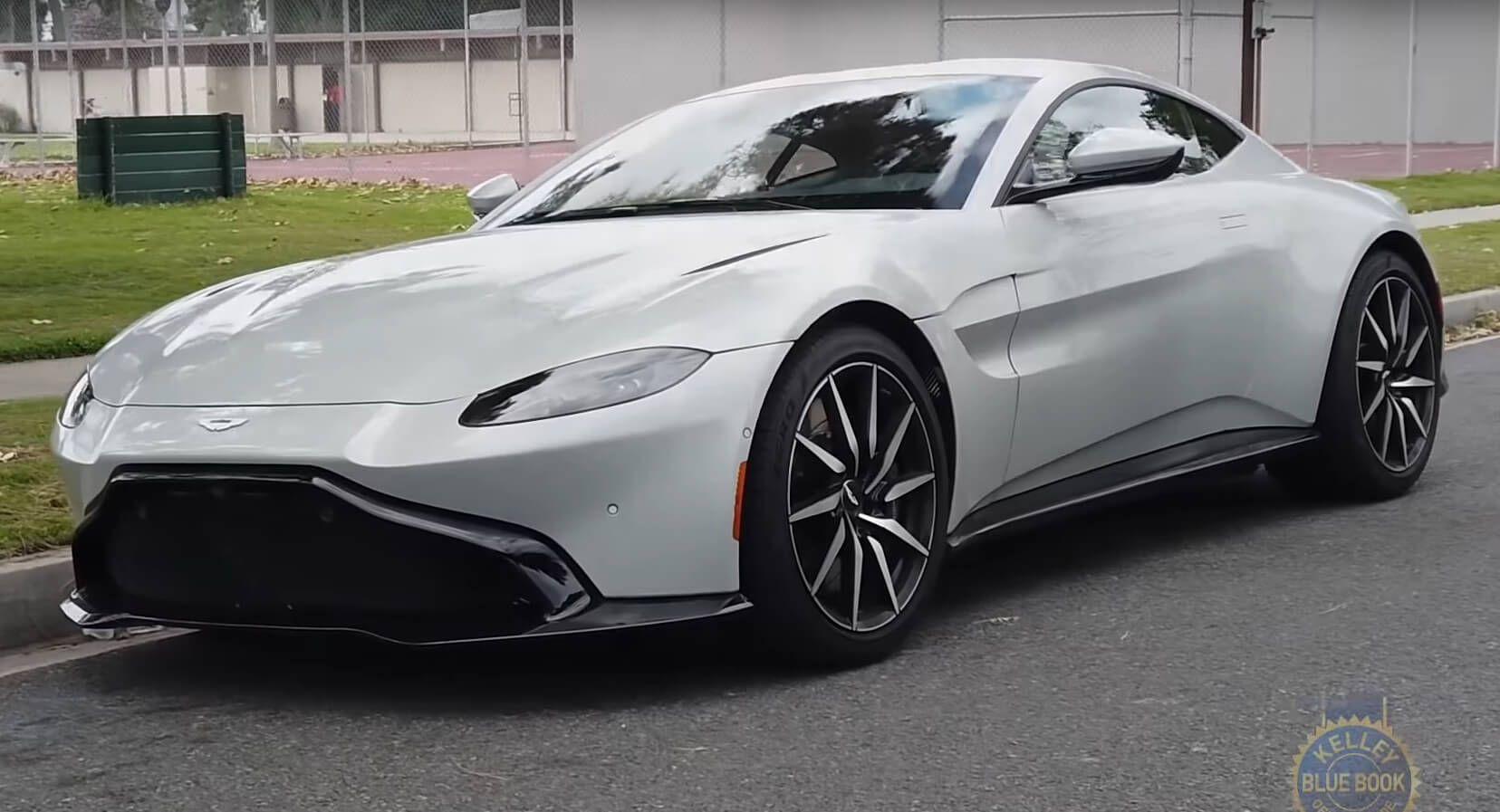 The 2020 Aston Martin Vantage Just Begs To Be Driven Hard Astonmartin Astonmartinvantage Astonmartinvideos Reviews Aston Martin Vantage Aston Martin Aston