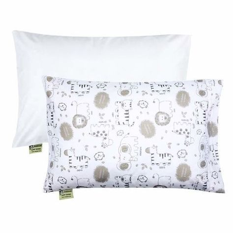 2Pack Pillowcases for Toddler Pillow - Moment in a Box :  Is your little one ready to start using a pillow? Check out this perfect 2 pack of toddler pillows! A great way to start your baby off right.  #2Pack #box #Moment #Pillow #Pillowcases #Toddler #BabyPillowsDIY  #BabyPillowsNewborn  #BabyPillowsPersonalized  #BabyPillowsCat
