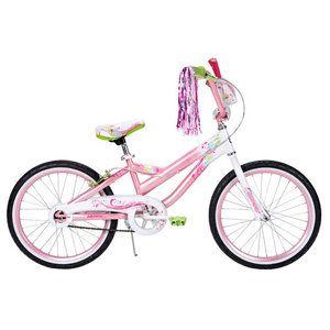 Huffy Girl's 20'' Coastal Cruiser Bike