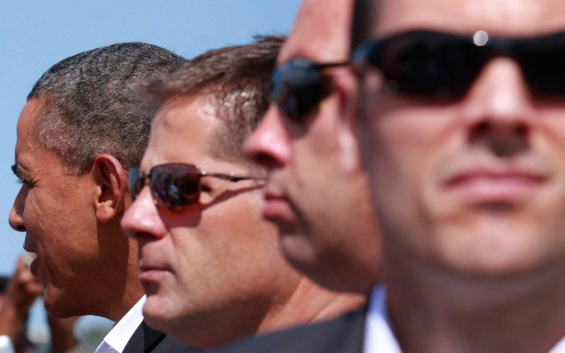 It's Not Just the Cops—Racism Is a Problem for the Secret Service, Too - The Daily Beast