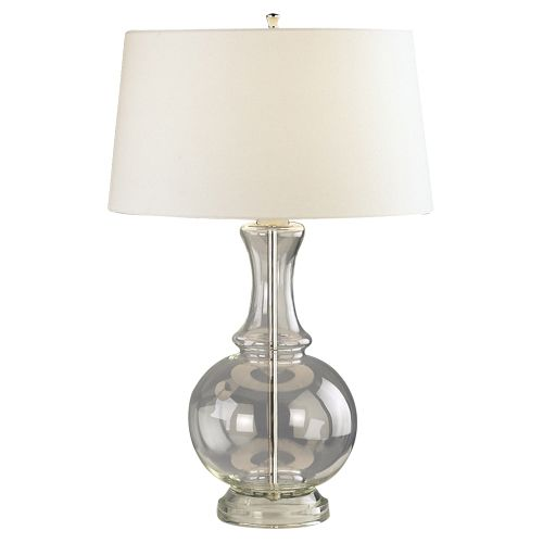 Robert abbey glass harriet table lamp at destination lighting