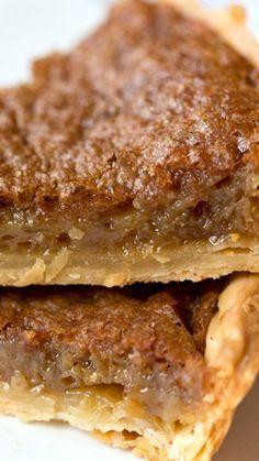 Southern Brown Sugar Pie #brownsugar