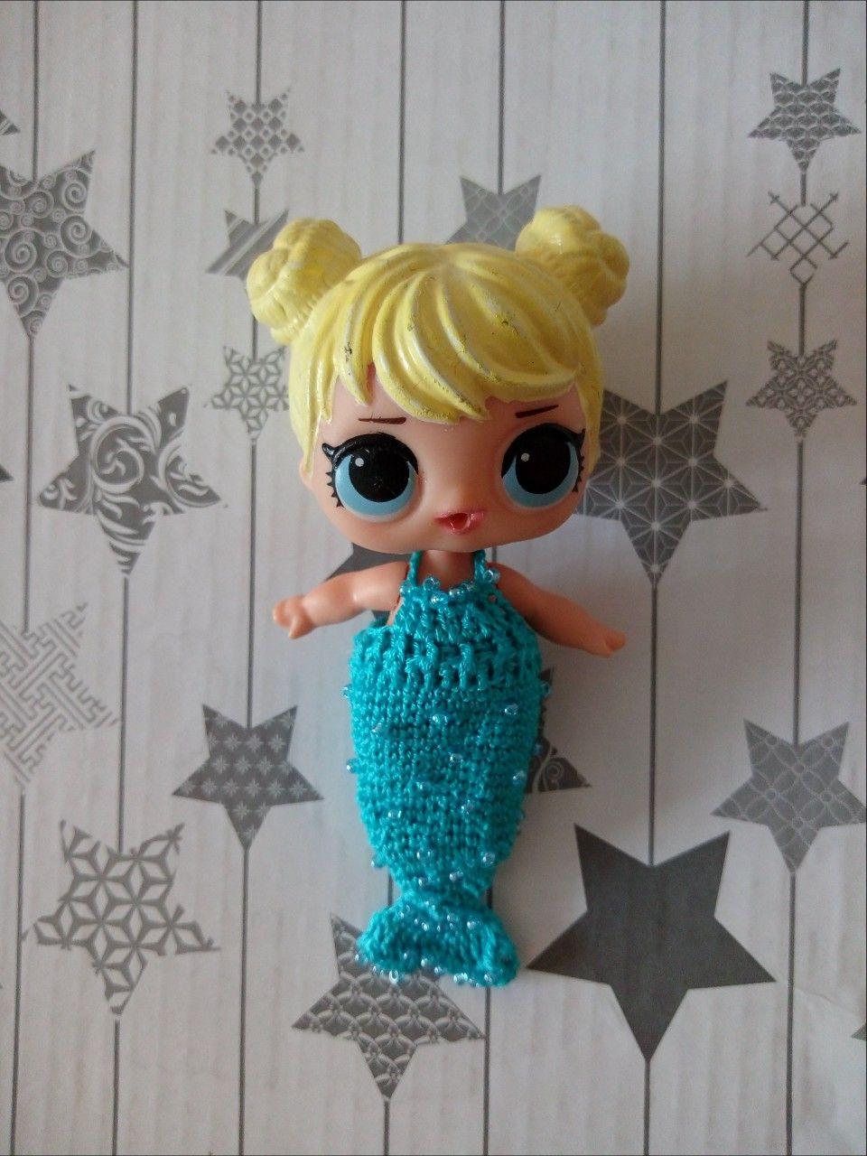 Doll lol кукла лол   Куклы, Кукольная одежда