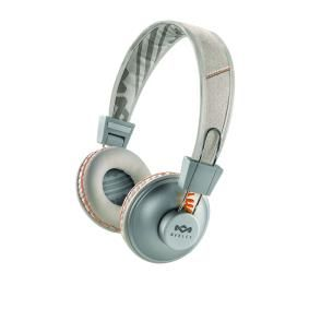 House of Marley Positive Vibration On-Ear Headphones Mist | Maplin Ireland
