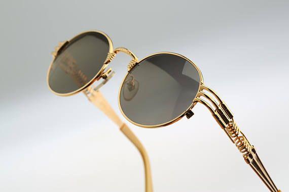67f0504a89083 Jean Paul Gaultier 56-6106   90s   Vintage sunglasses   NOS