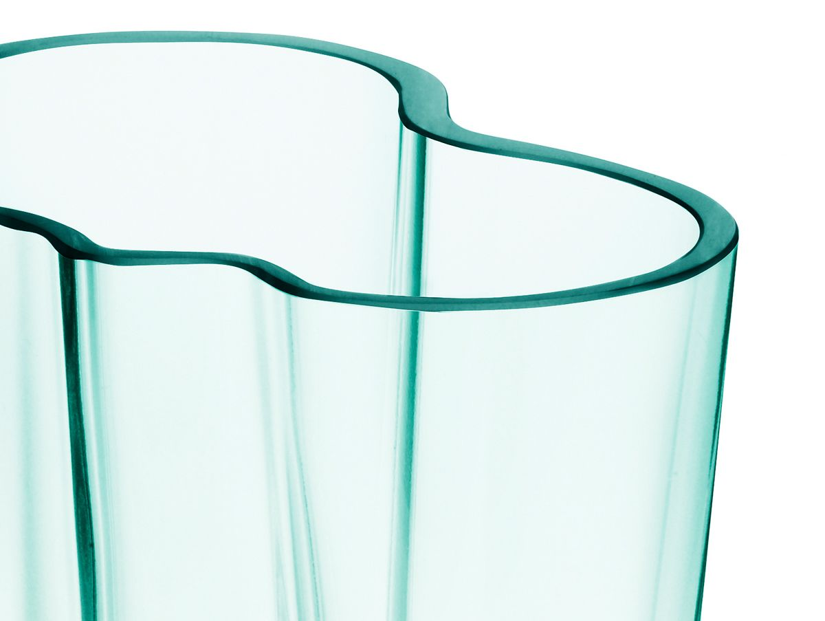 Iittala alvar aalto vase 95mm water green close up decoration iittala alvar aalto vase 95mm water green close up reviewsmspy