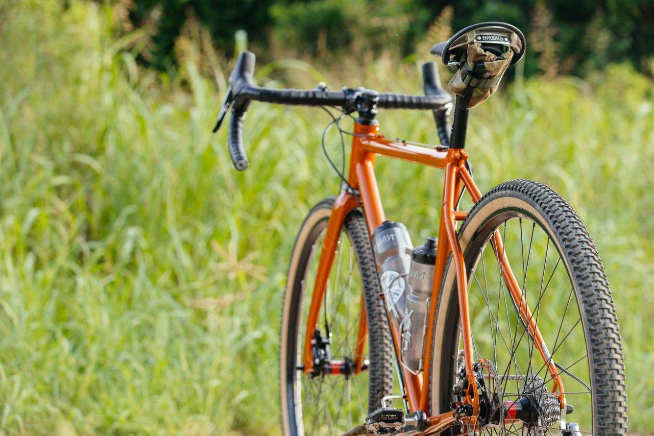 Tyler S Icarus All Road Disc Gravel Bike Icarus Tyler