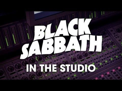 """Hell yeah! """"An Inside Look At Black Sabbath in the Studio""""."""