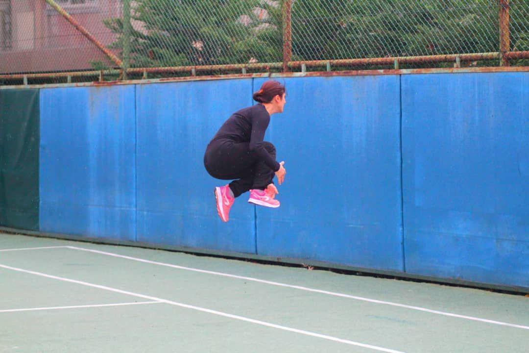 Hep aynı noktadan bakmamak lazım . Arada bir yer değiştir ! . . . . . . . . . .  #jump #spor #saglik...