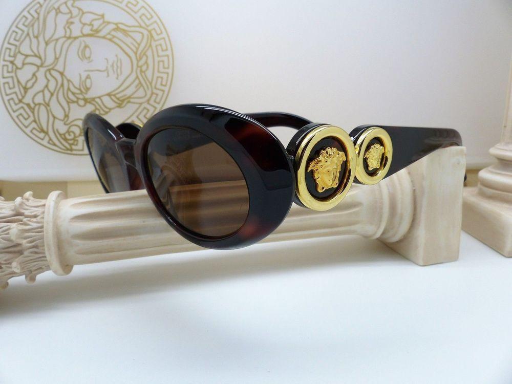 d51d577e521 Genuine Rare Vintage Gianni Versace Sunglasses Mod. 527 Col. 900 New Old  Stock  fashion  clothing  shoes  accessories  vintage  vintageaccessories  (ebay ...