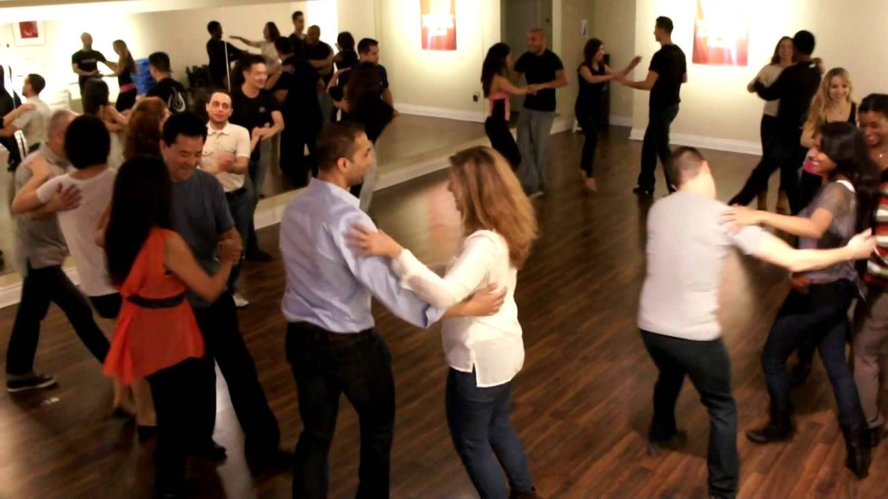 Move Your Body With The Rhythm Of Music Dance Partner At Salsa Classes In Melbourne By Rio Studio