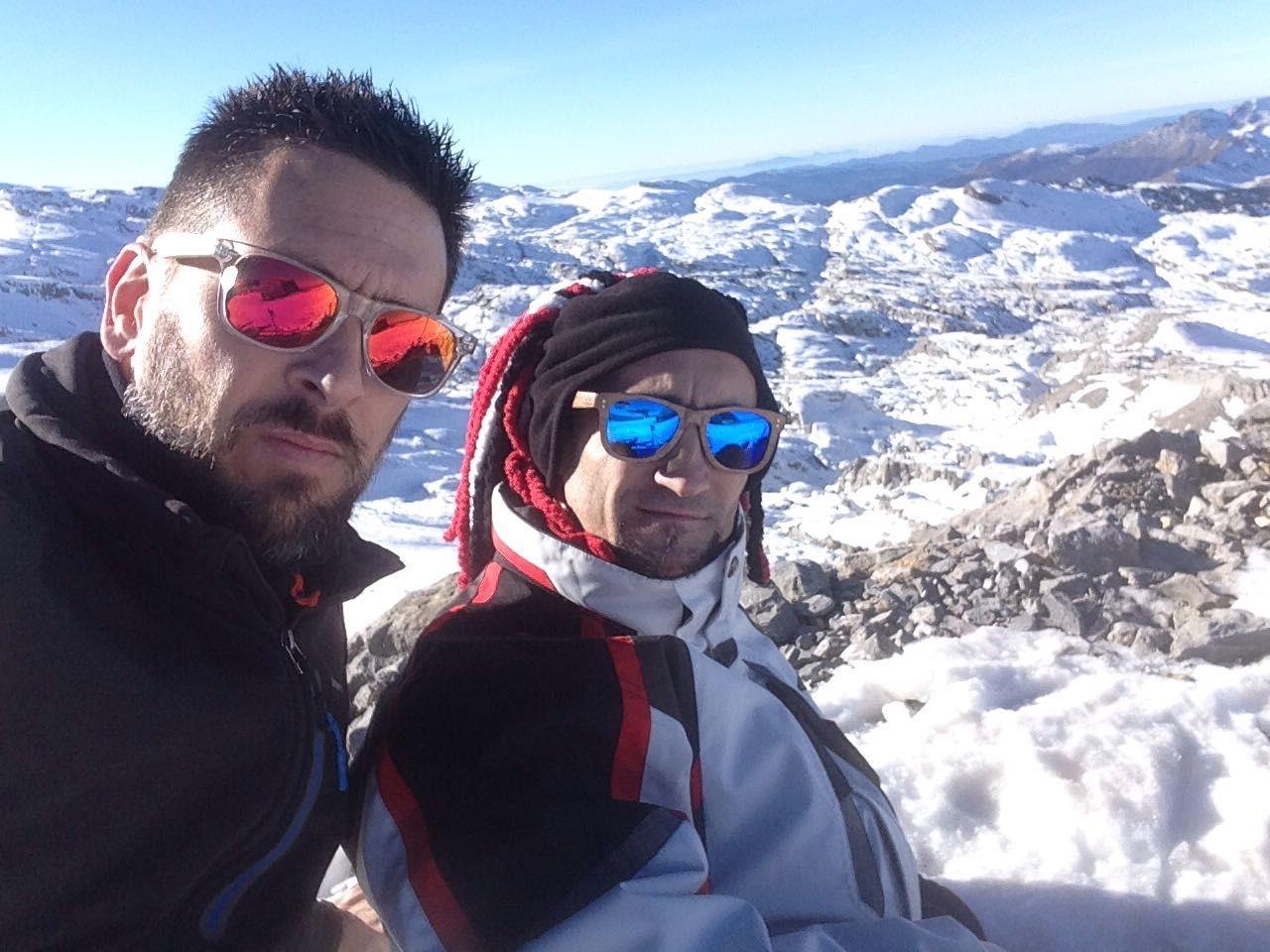 f90a0c943d Estupendas Gafas de Sol de Madera Polarizadas para nieve | Gafas de ...