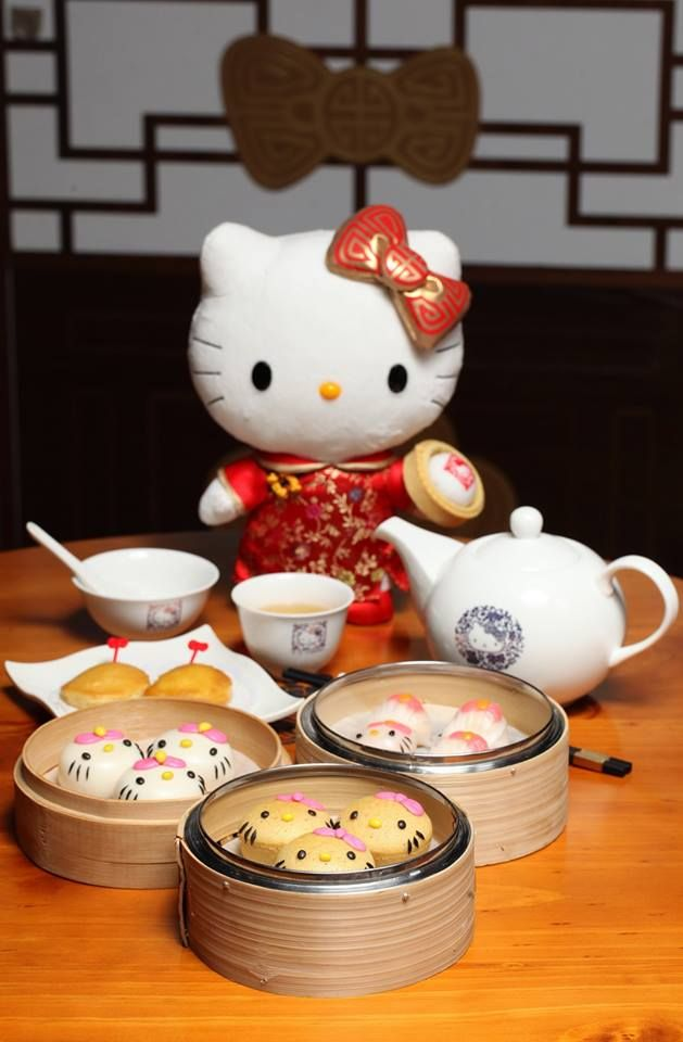 There's a Restaurant Where All the Food Looks Like Hello Kitty - Delish.com