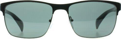 Prada Sunglasses 51OS gaq1a1 Black 51OS Rectangle Sunglasses Lens Category 3 « Xquisite Beauty