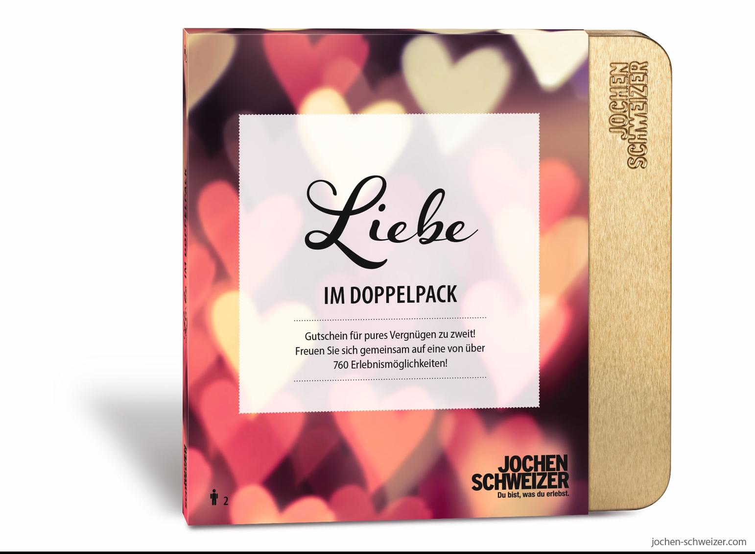 Erlebnis Box Liebe Im Doppelpack Hochzeitsgeschenke Pinterest