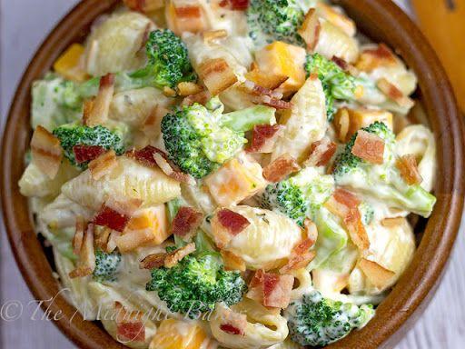 Loaded Pasta Salad Recipe on Yummly. @yummly #recipe