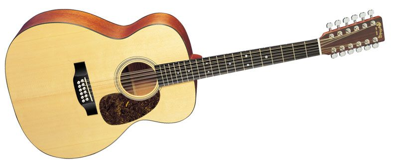 Inactive Guitars The Martin J12 16gt 12 String Acoustic Guitar