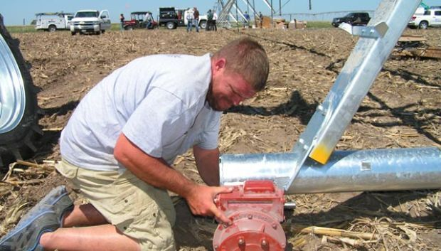 NCTA flips the switch for new irrigation technologyCURTIS, Neb