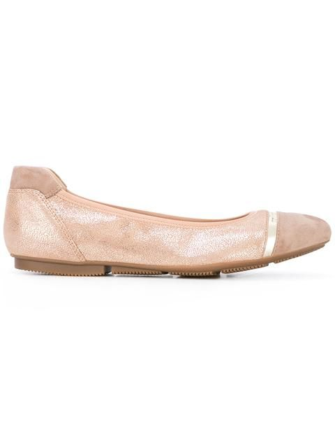 HOGAN 'Pearl' Ballerinas. #hogan #shoes #flats