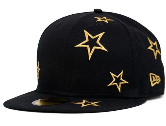86e417330b2 ONSPOTZ x NEW ERA「Star」59Fifty Fitted Baseball Cap