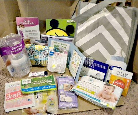 Free Target Baby Registry Welcome Gift Lots Of Goodies Baby