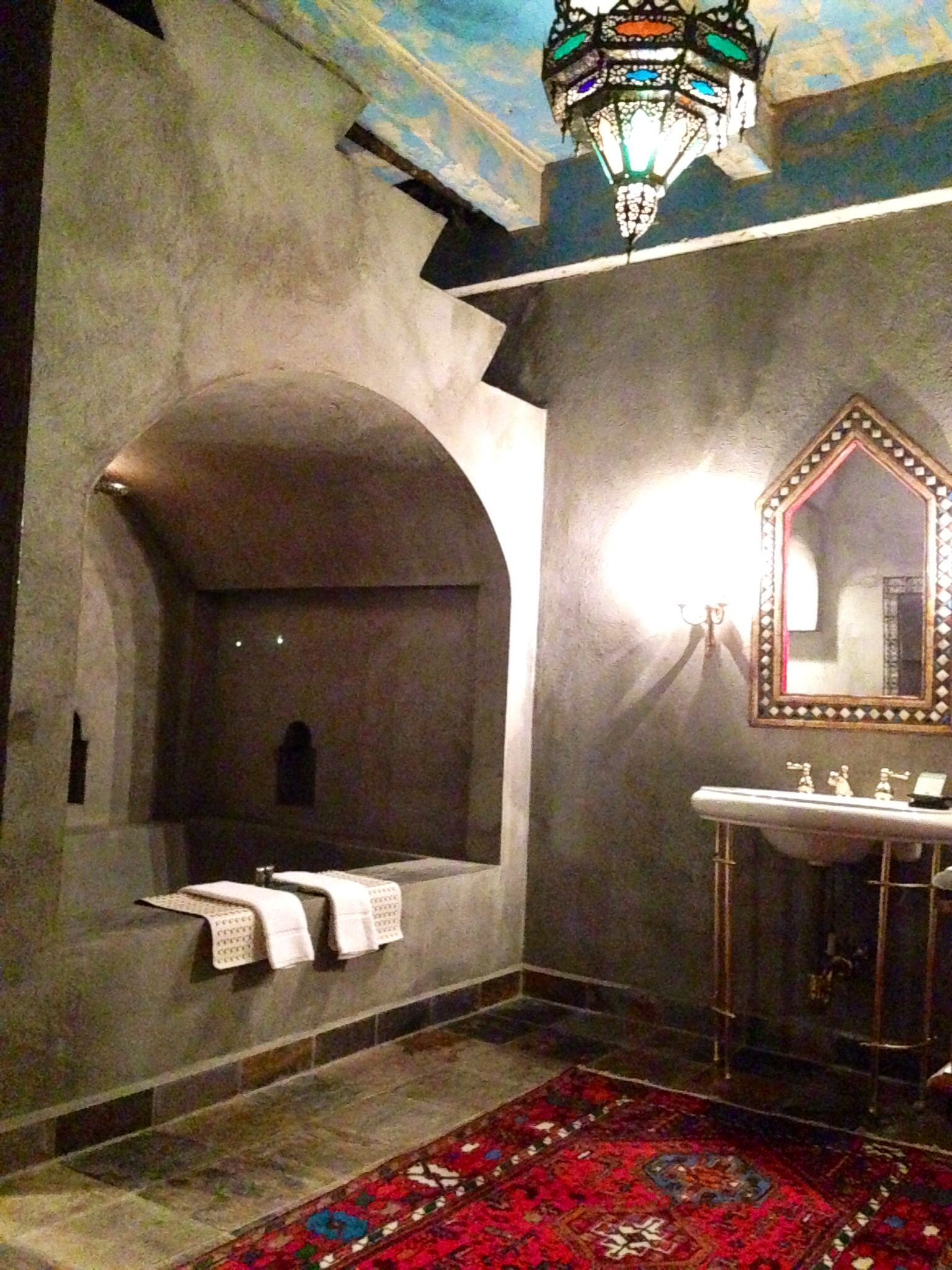 Stunning Erstellen Exotische Inneneinrichtung Marokkanischen Stil .