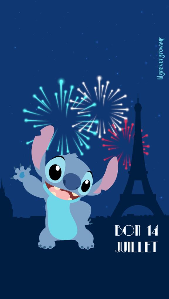C'est la fête !   Save screen, Disney wallpaper and Disney art