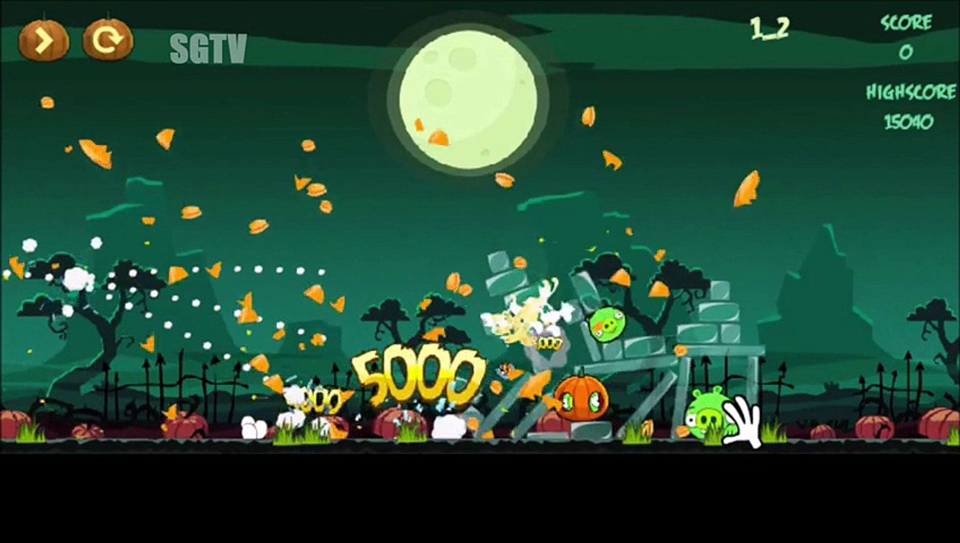 Angry Birds Halloween HD - Angry Birds Cartoon Like Funny Angry Birds  Videos - video dailymotion