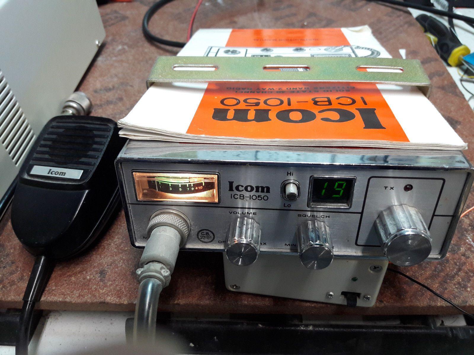 ICB1050 FMuk 40 ch Ham radio, Espresso machine