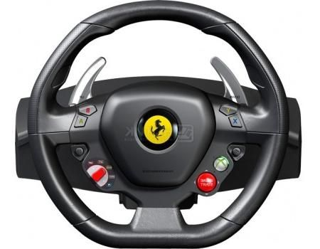 Руль Thrustmaster Ferrari 458 Italia Racing Wheel Pc Xbox 360 Черный 2960734 Черный