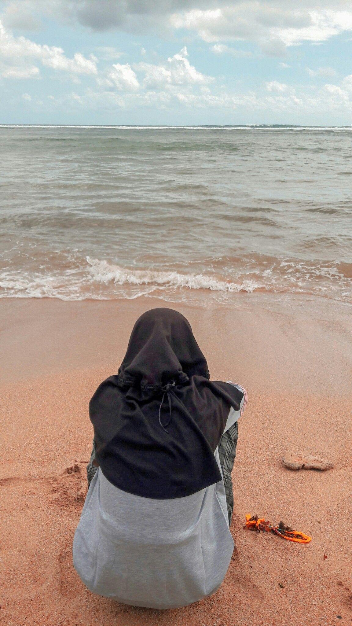 Pantai Potret Diri Gaya Rambut Pendek Anak Perempuan Gaya Remaja