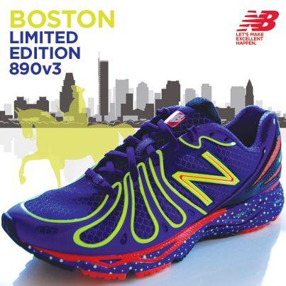 new balance men's limited edition boston 890v3