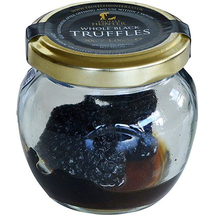 Whole Black Truffles from Truffle Hunter – Mild in flavour ...