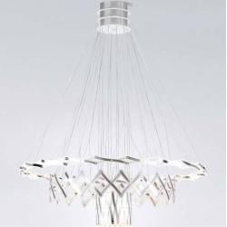 Photo of serien.lighting Zoom Led pendant light polished stainless steel Led 3 elements Serien.LightingSerien.Lighti